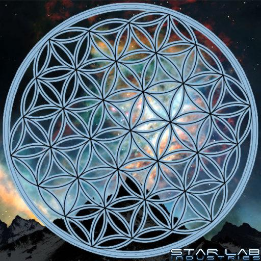 star lab blog - Flower of life